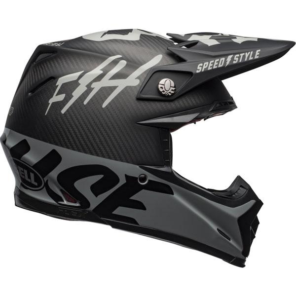 BELL ベル MOTO-9 FLEX FASTHOUSE WRWF HELMET オフロードヘルメット モトクロスヘルメット ライダー バイク ツーリングにも かっこいい おすすめ (AMACLUB)