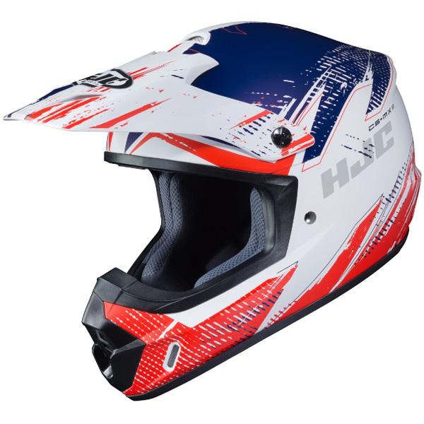 【3XLまで】HJC エイチジェイシー CS-MX 2 KRYPT HELMET オフロードヘルメット モトクロスヘルメット ライダー バイク ツーリングにも かっこいい 大きいサイズあり おすすめ (AMACLUB)