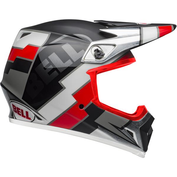 【3XLまで】BELL ベル MX-9 MIPS TWITCH REPLICA HELMET オフロードヘルメット モトクロスヘルメット ライダー バイク ツーリングにも かっこいい 大きいサイズあり おすすめ (AMACLUB)