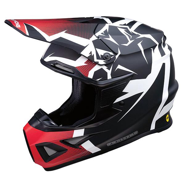 MOOSE RACING ムース F.I. AGROID MIPS HELMET オフロードヘルメット モトクロスヘルメット ライダー バイク ツーリングにも かっこいい おすすめ (AMACLUB)