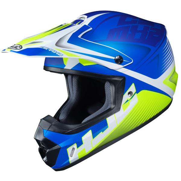 【3XLまで】HJC エイチジェイシー CS-MX 2 ELLUSION HELMET オフロードヘルメット モトクロスヘルメット ライダー バイク ツーリングにも かっこいい 大きいサイズあり おすすめ (AMACLUB)
