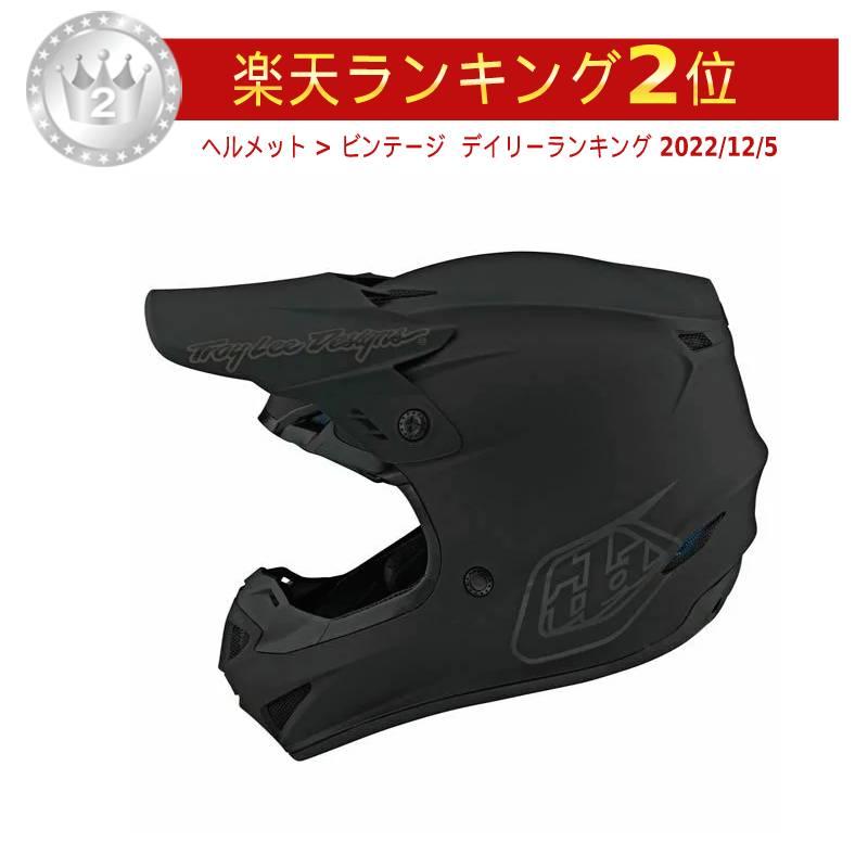 TROY LEE DESIGNS トロイリーデザイン GP MONO HELMET オフロードヘルメット モトクロスヘルメット ライダー バイク ツーリングにも かっこいい おすすめ (AMACLUB)
