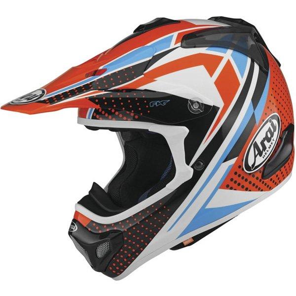 ARAI アライ VX-PRO4 SPRINT HELMET オフロードヘルメット モトクロスヘルメット ライダー バイク ツーリングにも かっこいい おすすめ (AMACLUB)