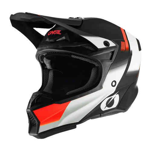 \5/5★キャッシュレス実質9%引/Oneal オニール 10 Series Hyperlite Blur モトクロスヘルメット オフロードヘルメット ライダー バイク ツーリングにも かっこいい おすすめ (AMACLUB)