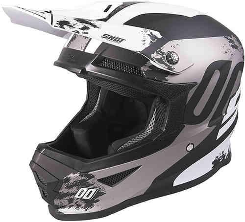 \5/5★キャッシュレス実質9%引/SHOT RACE GEAR ショットレースギア Furious Shadow モトクロスヘルメット オフロードヘルメット ライダー バイク ツーリングにも かっこいい おすすめ (AMACLUB)