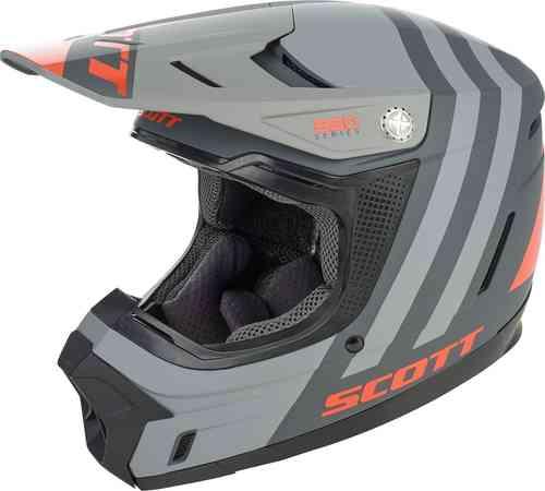 \5/5★キャッシュレス実質9%引/【子供用】Scott スコット 350 Evo Plus Dash 子供用 キッズ モトクロスヘルメット オフロードヘルメット ライダー バイク ツーリングにも かっこいい おすすめ (AMACLUB)