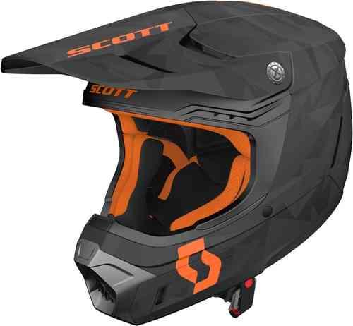 \5/5★キャッシュレス実質9%引/Scott スコット 350 EVO Camo ECE モトクロスヘルメット オフロードヘルメット ライダー バイク ツーリングにも かっこいい おすすめ (AMACLUB)