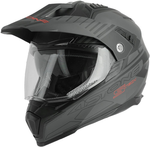 \5/5★キャッシュレス実質9%引/Astone Crossmax S-Tech ヘルメット フリップアップサンバイザー ライダー バイク ツーリングにも かっこいい おすすめ (AMACLUB)