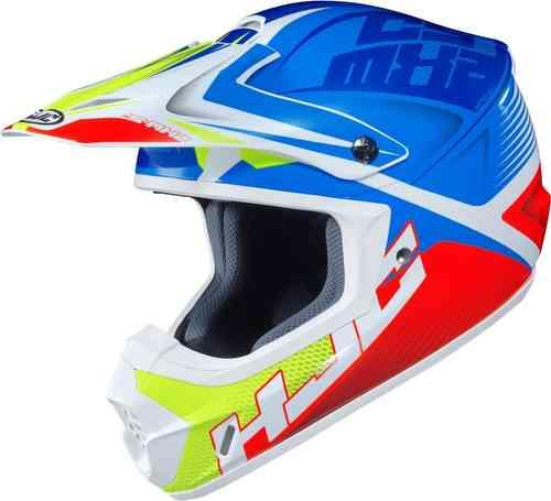 \5/5★キャッシュレス実質9%引/HJC エイチジェイシー CS-MX II Ellusion モトクロスヘルメットライダー バイク ツーリングにも かっこいい おすすめ (AMACLUB)