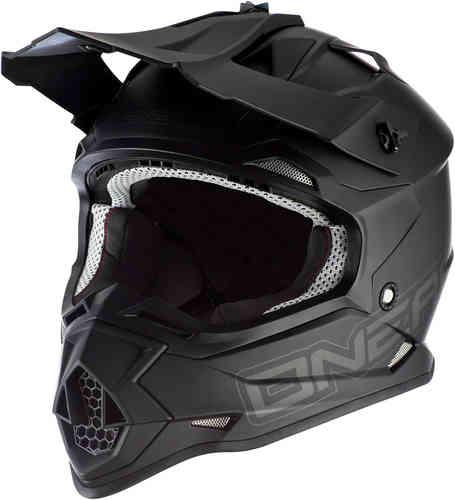 \5/5★キャッシュレス実質9%引/【子供用】Oneal オニール 2Series Flat 子供用 ユース モトクロスヘルメット オフロードヘルメット ライダー バイク ツーリングにも かっこいい おすすめ (AMACLUB)