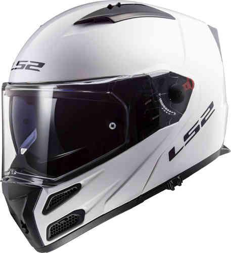 \5/5★キャッシュレス実質9%引/LS2 エルエスツー FF324 Metro Evo P/J Solid フルフェイスヘルメット サンバイザー ライダー バイク ツーリングにも かっこいい おすすめ (AMACLUB)