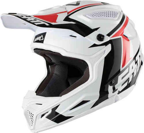 \5/5★キャッシュレス実質9%引/Leatt リアット GPX 4.5 V20 モトクロスヘルメット オフロードヘルメット ライダー バイク かっこいい おすすめ (AMACLUB)