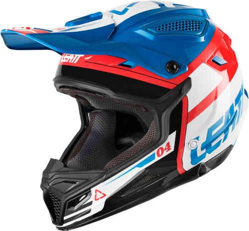\5/5★キャッシュレス実質9%引/Leatt リアット GPX 4.5 V25 モトクロスヘルメット オフロードヘルメット ライダー バイク かっこいい おすすめ (AMACLUB)