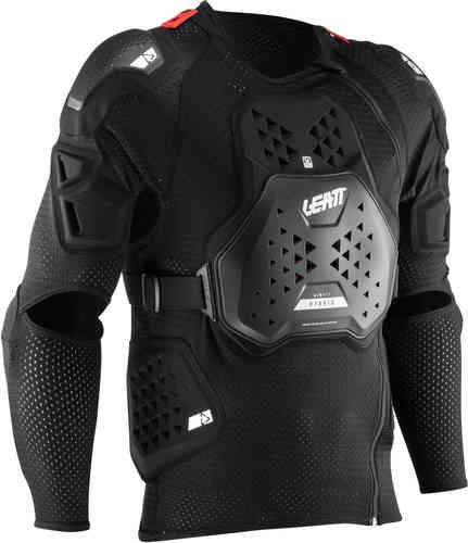 \実質6%引★キャッシュレス5倍/Leatt リアット 3DF Airfit Hybrid プロテクターシャツ 上半身 保護 オフロード モトクロス ライダー バイク ツーリングにも かっこいい おすすめ (AMACLUB)