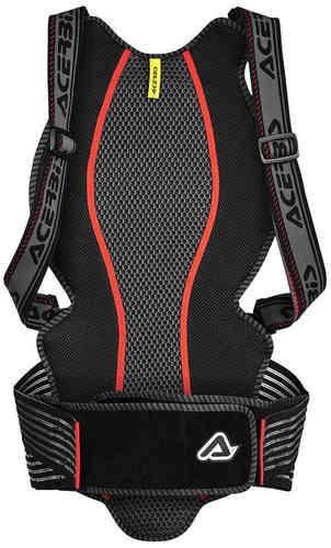 \5/5★キャッシュレス実質9%引/Acerbis アチェルビス Back Comfort 2.0 バックプロテクター 上半身 保護 オフロード モトクロス ライダー バイク ツーリングにも かっこいい おすすめ (AMACLUB)