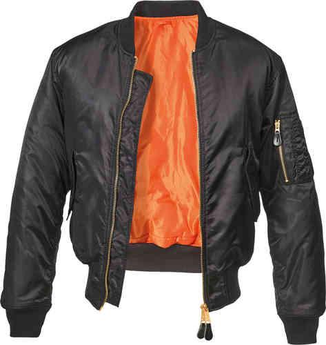 \5/5★キャッシュレス実質9%引/【5XLまで】Brandit MA1 Classic ライディングジャケット ライダー バイク ツーリングにも かっこいい 大きいサイズあり おすすめ (AMACLUB)