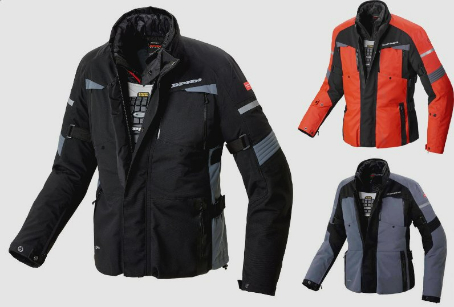 \5/5★キャッシュレス実質9%引/Spidi Tour Evo H2Out オ-トバイのジャケットライダー バイク ツーリングにも かっこいい アウトレット (AMACLUB)