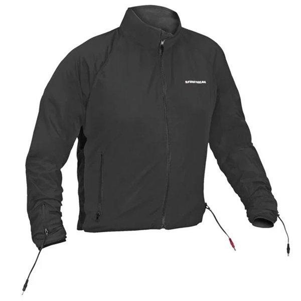 \5/5★キャッシュレス実質9%引/【3XLまで】Firstgear Heated 90-WATT Jacket Liner ライダー バイク ツーリングにも かっこいい 大きいサイズあり おすすめ (AMACLUB)
