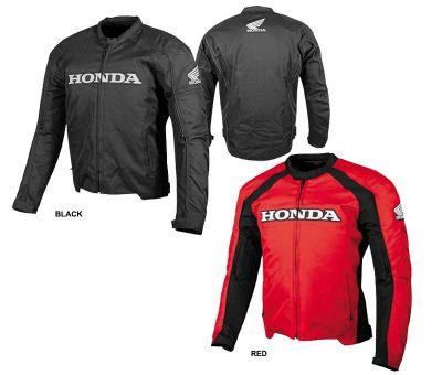 HONDA ホンダ SUPERSPORT TEXTILE JACKET テキスタイルジャケット ライディングジャケット バイクウェア プロテクター ライダー バイク ツーリングにも かっこいい おすすめ (AMACLUB)