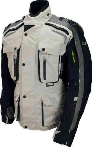 \5/5★キャッシュレス実質9%引/【6XLまで】Bores ボア Eduardo テキスタイルジャケット オートバイ バイク かっこいい 3XL 4XL 5XL 6XL 大きいサイズあり おすすめ (AMACLUB)
