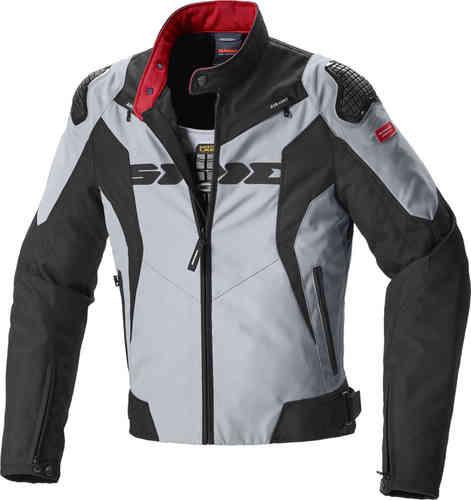 かっこいい Tex テキスタイルジャケット スピーディー おすすめ ライディングジャケット Sport \6/5(金)限定★実質50%クーポン発行中/【3XLまで】Spidi Warrior オートバイ バイク 大きいサイズあり (AMACLUB)