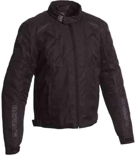 \5/5★キャッシュレス実質9%引/【4XLまで】Bering ベーリング Tiago テキスタイルジャケット ジップアップ オートバイ バイク 防寒 かっこいい 3XL 4XL 大きいサイズあり おすすめ (AMACLUB)