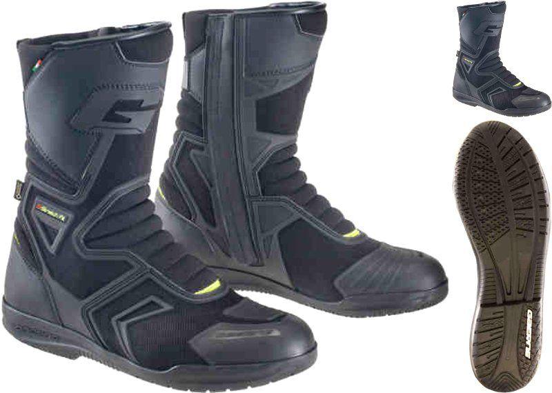 スポーツブーツである前に良い靴でなくては をモットーに世界的職人集団イタリアブランド Gaerne ガエルネ のを 当店しか扱っていないモデル も含め販売中 \実質50%クーポン発行中 ディスカウント 3 5 金 ブ-ツライダー かっこいい ツーリングにも 半額 AMACLUB アウトレット 限定 バイク 防水 通気性 Gore-Tex G-Helium