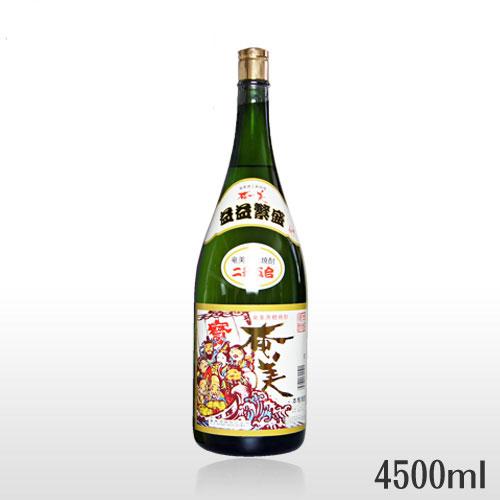 益々繁盛 30度 4500mlますますはんじょう 奄美 黒糖焼酎 奄美酒類 秋利神