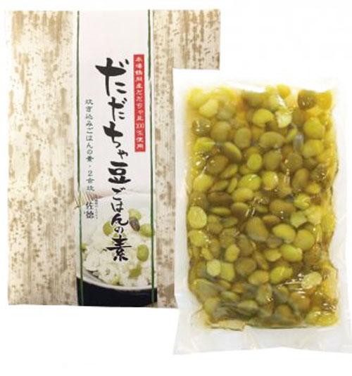 アウトレットセール 特集 佐徳 鶴岡産だだちゃ豆100%ごはんの素 期間限定特別価格