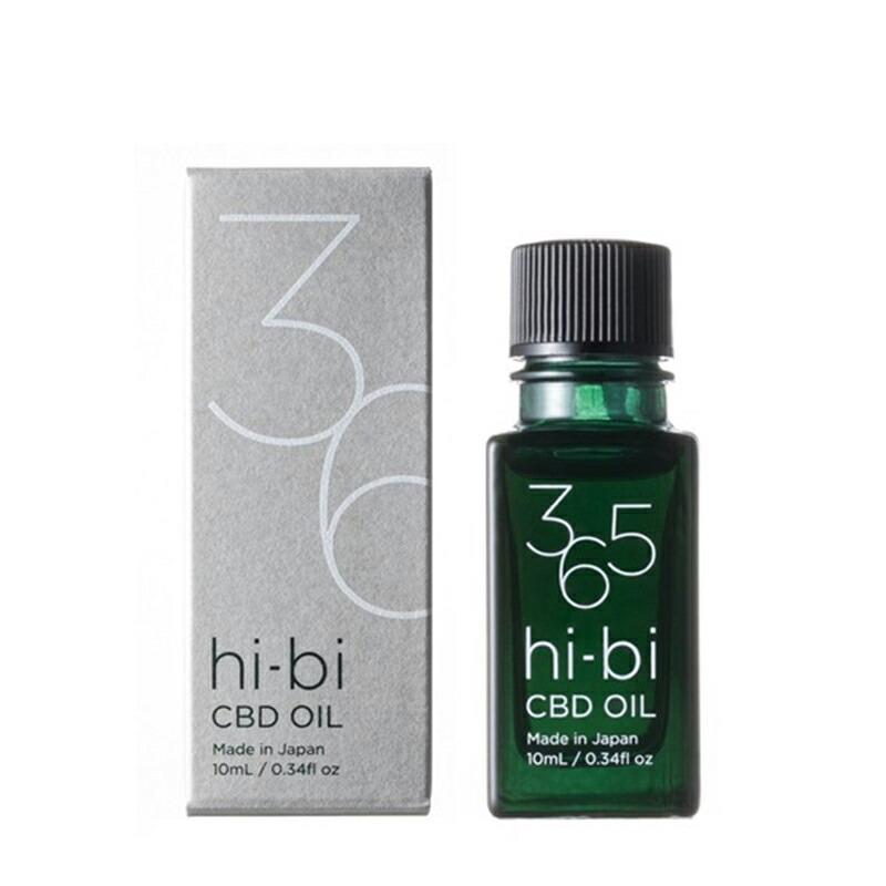 【hi-bi】【CBDオイル】【10ml】CBD 高濃度 8% 医療法人監修 国産 国内製造 100% 自然由来成分 天然精油 アルガンオイル バランシングオイル カンナビジオール リフレッシュ 免疫