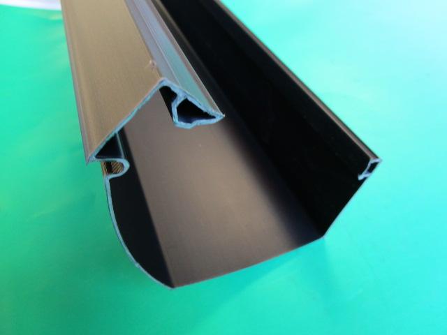 ファインスケア NF-I型 マーケティング 軒樋 MQF6180J 商舗 L=3600 雨樋 ブラック NF-1 パナソニック