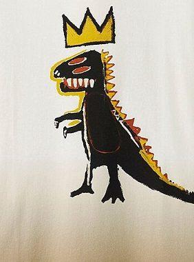 UNIQLO UT Basquiat SPRZ NY t-shirts dinosaur L