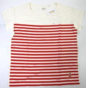 UT유니크로리사라손보다 T셔츠 S(WOMEN)
