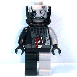 LEGO ミニフィグ ダースベーダー バトルダメージ