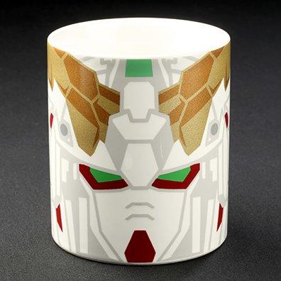 Gundam Zak Cafe Gundam Zak Zak Mug感温Unicorn Gundam Face Face Mug感温Unicorn Cafe GzqpUSMV