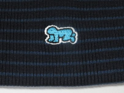 8b6c26c75e28b amax  UT Uniqlo Keith Haring knit CAP dark blue