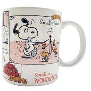 スヌーピー WOODSTOCK SMALL SHOP マグカップ