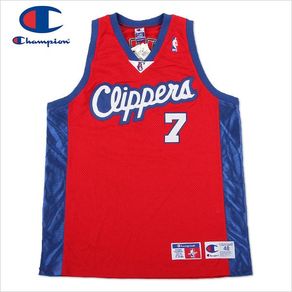 チャンピオン NBA オーセンティックジャージ CHAMPION