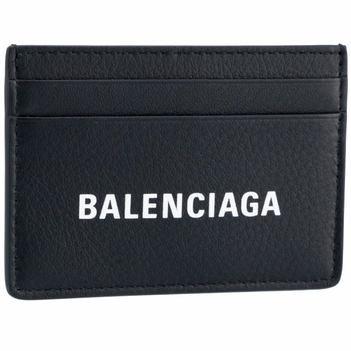バレンシアガ BALENCIAGA 2020年春夏新作 カードケース エブリデイ EVERYDAY 名刺入れ ブラック 505054 DLQHN 1060