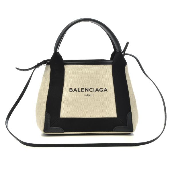 Balenciaga BALENCIAGA 2015 years autumn/winter new NAVY for CABAS XS AJ 2WAY Tote 390346 AQ35N1065