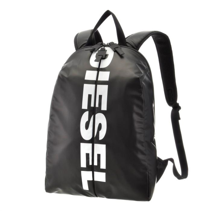 ディーゼル DIESEL 2018年秋冬新作 バッグ メンズ バックパック メンズ リュックサック ブラック X05479 P1705 T8013