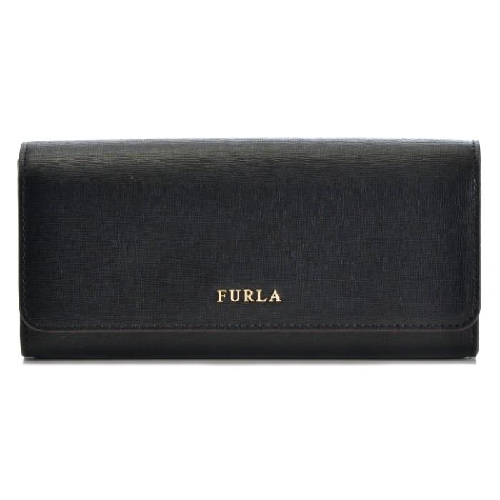 フルラ FURLA 財布 BABYLON XL BIFOLD バビロン 二つ折り長財布 ブラック PS12 B30 O60