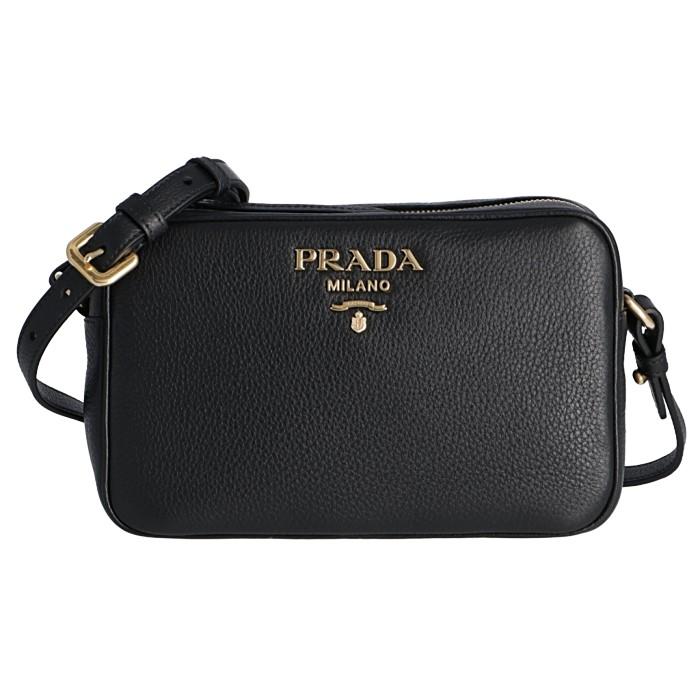 プラダ PRADA 2019年春夏新作 バッグ ショルダーバッグ 斜めがけ 替えストラップ付き ブラック 1BH093NOM 2BBE 002