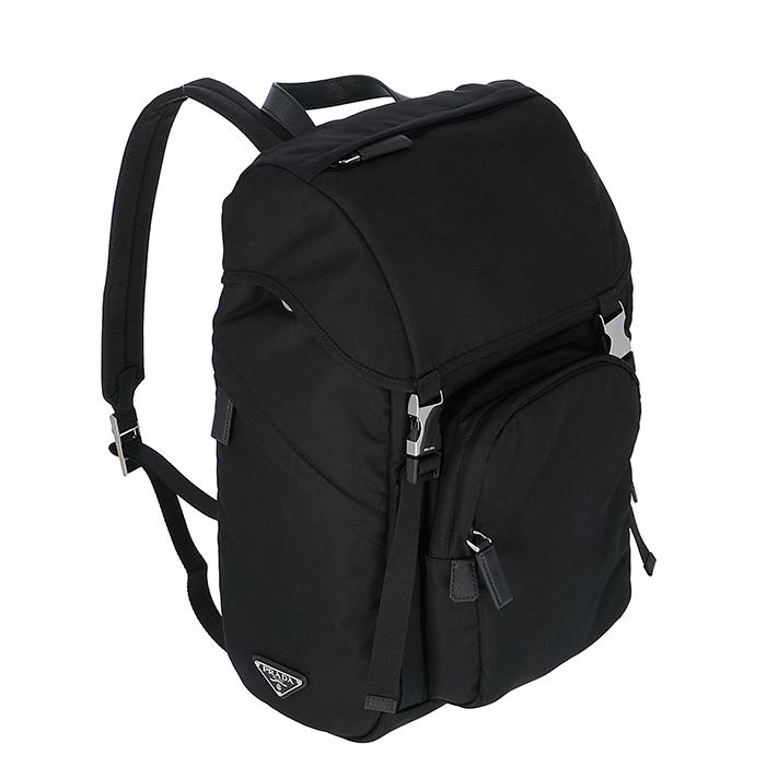 プラダ PRADA メンズ バッグ リュックサック バックパック/リュック ブラック 2VZ135HOY 973 002