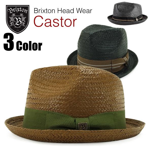 51d7dbe543b1ef Brixton caster light weight straw feh gong (Brixton Castor LIGHTWEIGHT  STRAW FEDORA boater) fs3gm ...