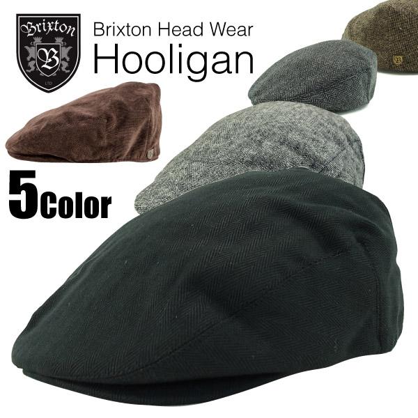 amb  Brixton hooligan hat (Brixton HOOLIGAN HAT hunting cap hat ... e2a498f64648