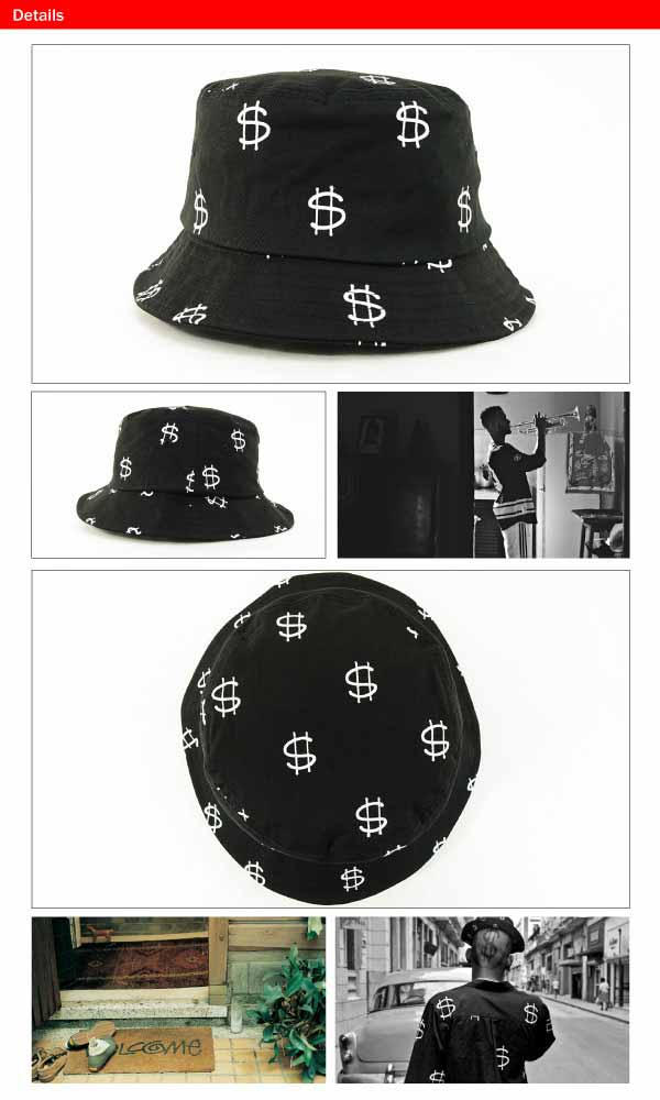 269f8716cfdc6 amb  Stussy money bucket Hat Black (STUSSY MONEY BUCKET HAT ...