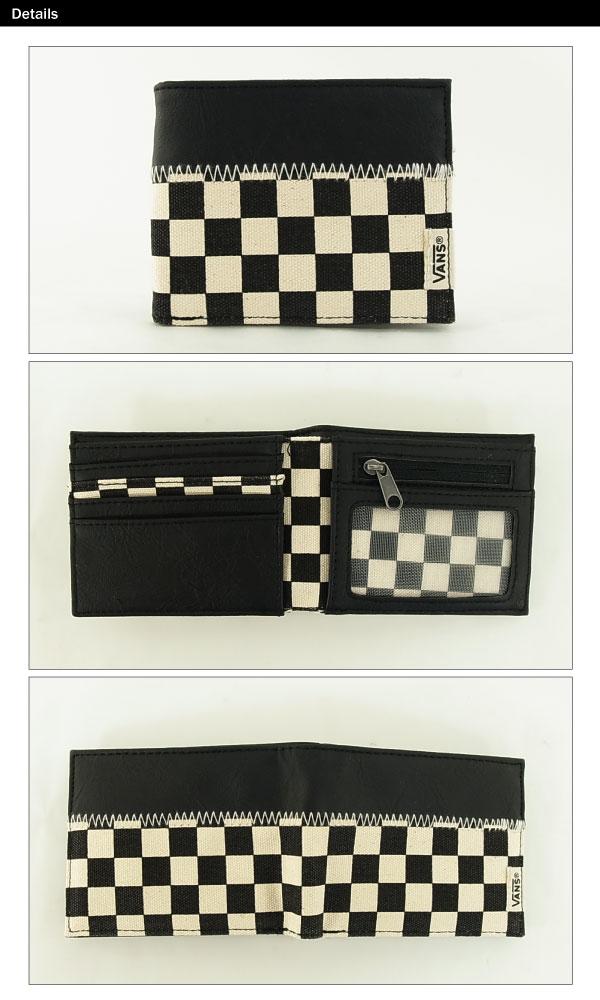 vans palm wallet