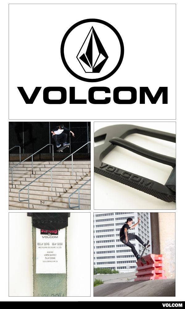 Amb Rakuten Global Market Volcom Compressor Belt Black Volcom