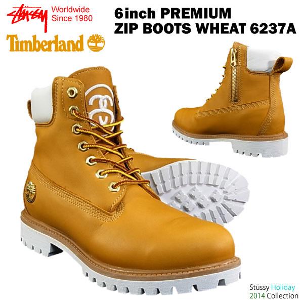 8cbd78e4 Stussy x Timberland collaboration 6 inch Premier MGP boots wheat  TIMBERLAND×STUSSY 6 INCH PREMIUM ...